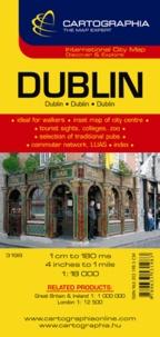 Dublin- 1/18 000 -  Cartographia pdf epub