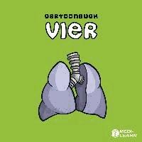 Cartoonbuch vier - Medizinische Cartoons.