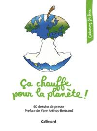 Téléchargement gratuit d'un ebook mobile Ca chauffe pour la planète! (French Edition)