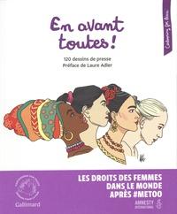 Livres audio en anglais à télécharger En avant toutes ! (French Edition) par Cartooning for Peace FB2 PDB DJVU 9782742461585