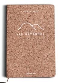 Cartothèque - Carnet de notes en liège Cévennes.