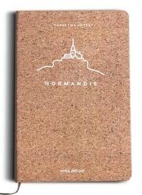 Cartothèque - Carnet de notes en liège Normandie.