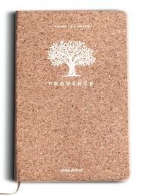 Cartothèque - Carnet de notes en liège Provence.