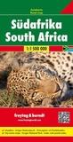 Freytag & Berndt - Afrique du Sud - 1/1 500 000.