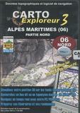 Bayo - Alpes Maritimes (06) Nord - CD-ROM.