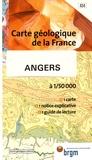 BRGM - Angers - 1/50 000.