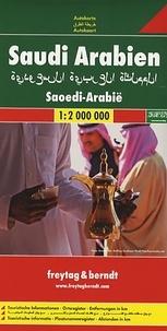Freytag & Berndt - Arabie Saoudite - 1/2 000 000.