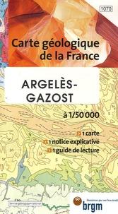 Service Géologique National - Argelès-Gazost - 1/50 000.