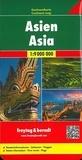 Freytag & Berndt - Asie - 1/9 000 000.