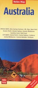 Nelles - Australie - 1/4 500 000.
