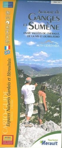 Autour de Ganges et Sumène entre vallées Hérault