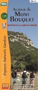 CDT Gard - Autour du Mont Bouquet - Belvédère de la garrigue gardoise - 1/25 000.