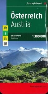 Freytag & Berndt - Autriche - 1/300 000.