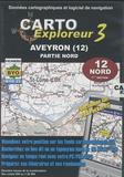 Bayo - Aveyron (12) Nord - CD-ROM.