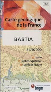 J-C Lahondère - Bastia - 1/50 000.