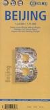 Borch Map - Beijing - 1/24 0000 - 1/75 000.