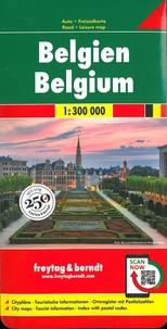Freytag & Berndt - Belgique - 1/300 000.