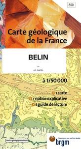 Jean-Pierre Platel - Belin - 1/50 000.