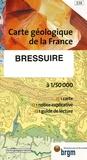 Patrick Rolin et J Audru - Bressuire - 1/50 000.
