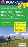 Kompass - Bruneck, Toblach - 1/50 000.