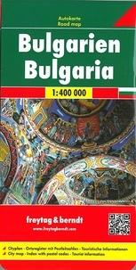 Freytag & Berndt - Bulgarie - 1/400 000.