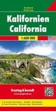 Freytag & Berndt - Californie - 1/600 000.