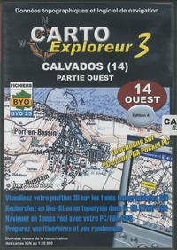 Bayo - Calvados (14) Ouest - CD-ROM.
