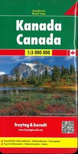 Freytag & Berndt - Canada - 1/3 000 000.