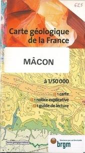 Carte géologique de la France : Mâcon.pdf