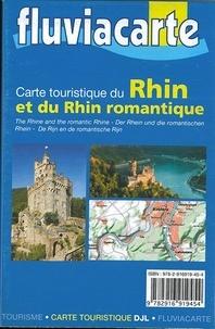 Editions de l'Ecluse - Carte touristique du Rhin et du Rhin romantique.