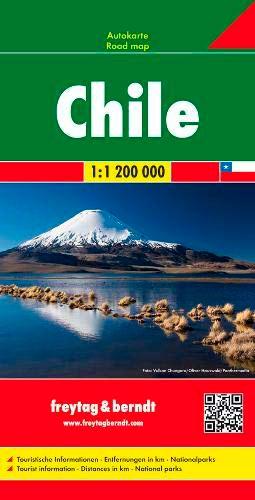 Chile - Chili - Cile. 1/1 200 000