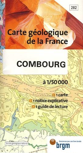 BRGM - Combourg - 1/50 000.