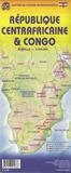 ITMB - Congo & Central African Republic - 1/2 000 000.