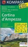 Kompass - Cortina d'Ampezzo - 1/50 000.
