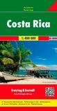 Freytag & Berndt - Costa Rica - 1/400 000.
