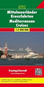 Freytag & Berndt - Croisières en Méditerranée - 1/2 000 000.