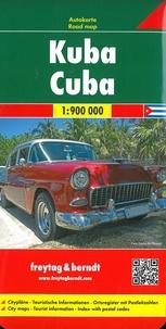 Freytag & Berndt - Cuba - 1/900 000.