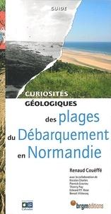 Renaud Couëffé - Curiosités géologiques des plages du Débarquement en Normandie.