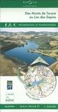 Conseil Général du Rhône - Des monts de Tarare au lac des Sapins - 1/30 000.