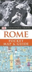 Dk - DK Eyewitness Pocket Map and Guide : Rome.