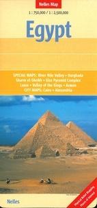 Nelles - Egypt - 1/750000.