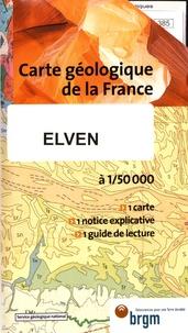 BRGM - Elven - 1/50 000.