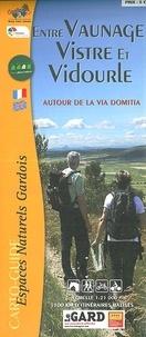 Anonyme - Entre Vaunage Vistre et Vidourle - 500 km d'itinéraires balisés.