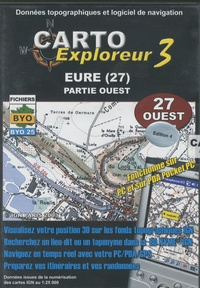 Bayo - Eure (27) Ouest - CD-ROM.