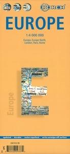 Borch - Europe - 1/4 000 000.