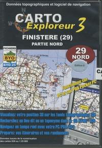 Bayo - Finistère (29) Nord - CD-ROM.