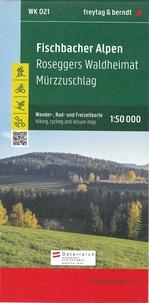Freytag & Berndt - Fischbacher Alpen - 1/50 000.