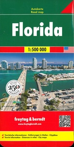 Freytag & Berndt - Floride - 1/500 000.