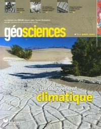 BRGM - Géosciences N° 3, Mars 2006 : Le changement climatique.