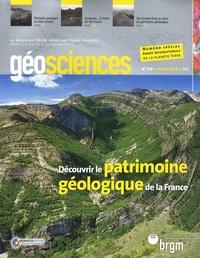 Jacques Varet - Géosciences N° 7/8, Mars 2008 : Découvrir le patrimoine géologique de la France.